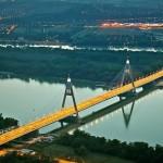Megyer bridge (Hídépítő Zrt.)