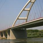 Pentele bridge (Hídépítő Zrt.)
