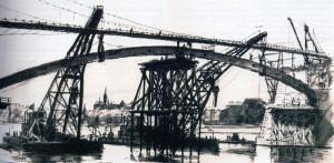 Margit híd újjápépítése