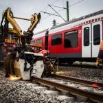 Látványos szakaszába ért a Kelenföld-Százhalombatta vasút korszerűsítése