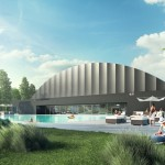 Nagyszabású uszodafejlesztést kivitelez Budán az A-Híd