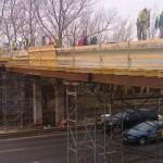 Budapest III. kerület, Pók utcai (Szentendrei út feletti) közúti felüljárók teljes körű felújítása