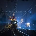 Éjszakai munkákkal kezdte az A-Híd és a V-híd a százhalombattai vasút újjáépítését